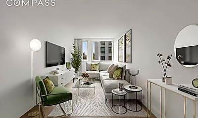 Living Room, 306 W 142nd St 4-E, 0