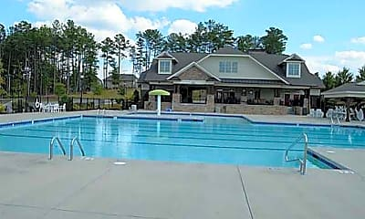 Pool, 415 Windy Peak Loop, 2