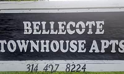 Bellecote Townhouse Apartments, 1