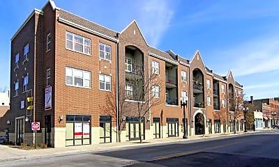 Building, 10225-10241 S. Hale, 0