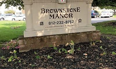 Brownstone Manor, 1