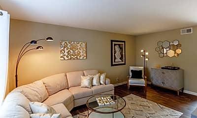 Living Room, Colony House, 1