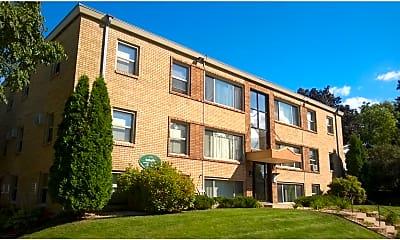 Building, Snelling Place Apartments, 0