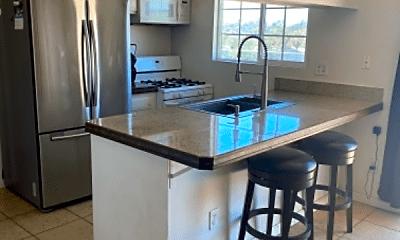 Kitchen, 5568 Santa Margarita St, 1