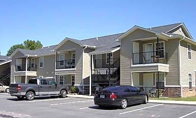 Building, Cambridge Place Apartments, 1