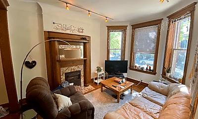 Bedroom, 2439 N Seminary Ave, 1