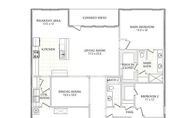 Building, 2022 Princeton Ave, 1