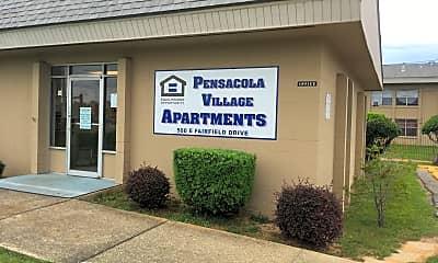 Pensacola Village, 1