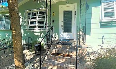 Patio / Deck, 413 Shore Rd, 1