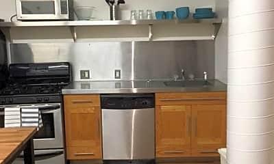 Kitchen, 1184 Chapel St, 1
