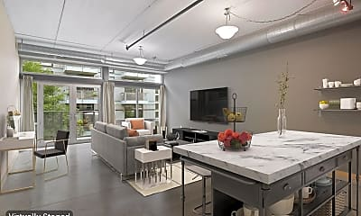 Living Room, 710 N 4th St 312, 0