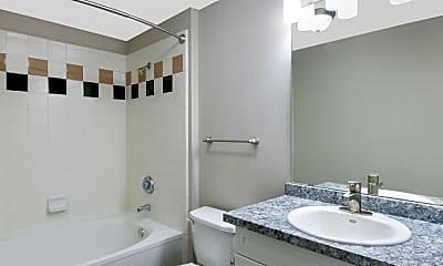 Bathroom, Post Legacy, 2