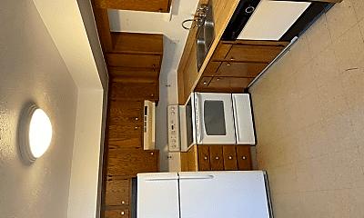Kitchen, 729 Brunot St, 1