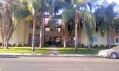 PORTERVILLE FAMILY APARTMENTS, 1