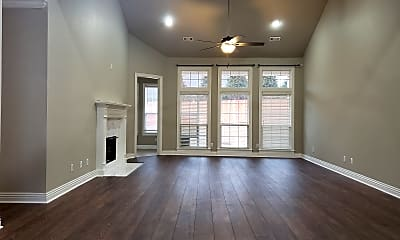 Living Room, 5205 South 43rd Street, 1