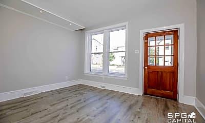 Bedroom, 25 S Franklin St, 1