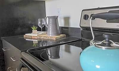 Kitchen, Regis Houze Apartments, 2