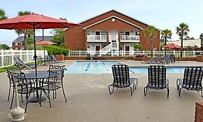Pool, Lenox Park Luxury Apartment Community, 0