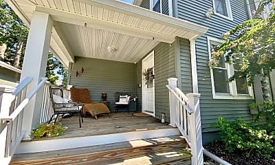 Patio / Deck, 515 6th Ave 3, 0