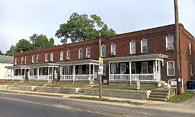 Building, 260 E Hudson St, 0