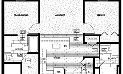 Floor Plan - Website.png, 3307 McKinley St, 2