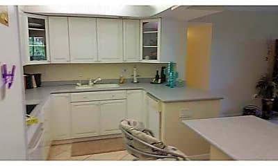 Kitchen, 1101 River Reach Dr 302, 1