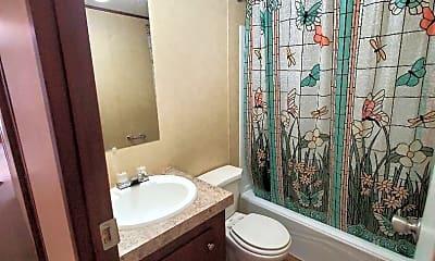 Bathroom, 1000 Dickinson MHP, 2