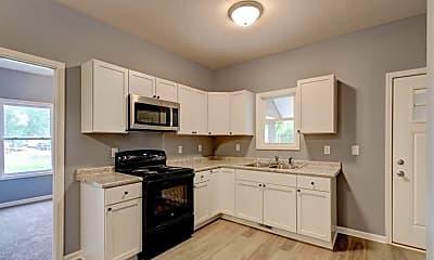 Kitchen, 1259 10th Street, 1