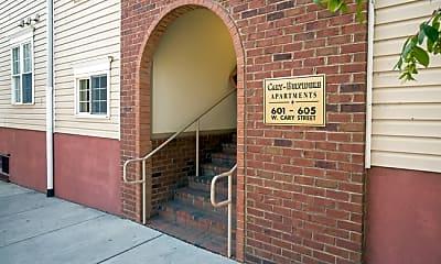 Community Signage, 601 W Cary St, 0