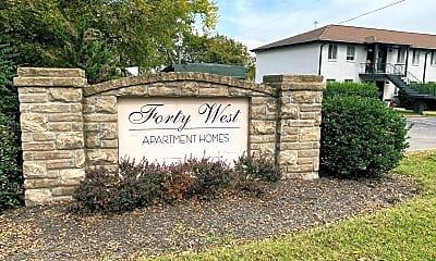 Community Signage, 5700 Leslie Ave, 1