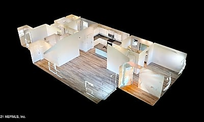 Living Room, 408 Bluejack Ln, 2