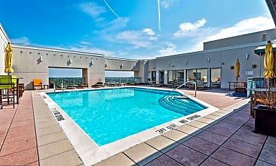 Pool, 851 N Glebe Rd PH07, 0