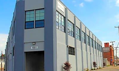 Building, Fort Tar Lofts, 0
