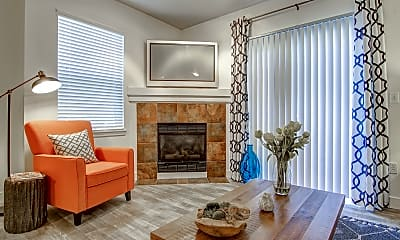 Living Room, Sunfield Lakes Apartments, 0