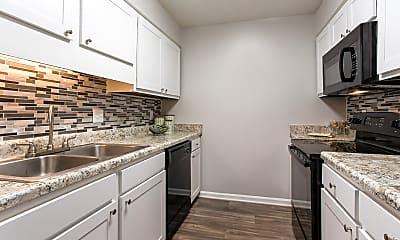 Kitchen, Pinewood at National Hills, 1