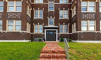 Building, 5855 Washington Blvd, 1