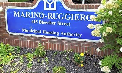 Marion-Ruggiero Apartments, 1