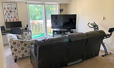 Living Room, 32013 W 12 Mile Rd 212, 1