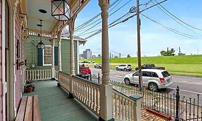 Patio / Deck, 237 Morgan St, 1