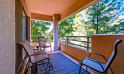 Patio / Deck, 6050 California Cir, 1