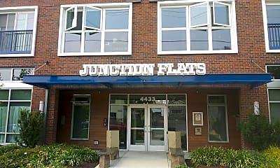 Junction Flats Apartments, 1