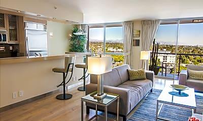 Living Room, 201 Ocean Ave 1505B, 1