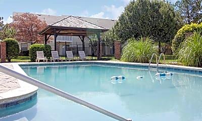 Pool, Buttonwood Tree, 0