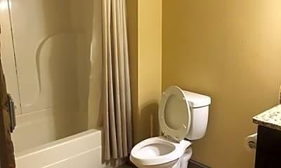 Bathroom, 321 W Franklin St, 2