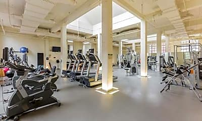Fitness Weight Room, 437 New York Ave NW, 0