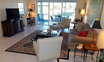 Living Room, 5693 Heron Ln 502, 1
