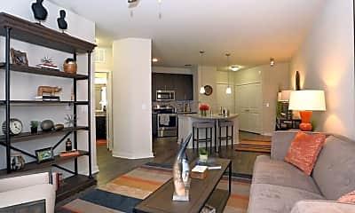 Living Room, 1705 E 4th St, 1