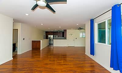 Living Room, 436 Kalama St, 1