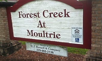 Forest Creek at Moultrie Apartments, 1