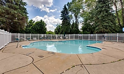 Pool, 416 Cherry Hill Trail, 1
